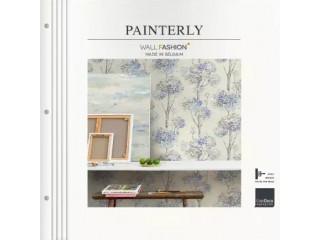 Дизайнерская книга виниловых обоев для стен Painterly