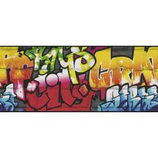Бордюр RASCH Kids&Teens III 237900